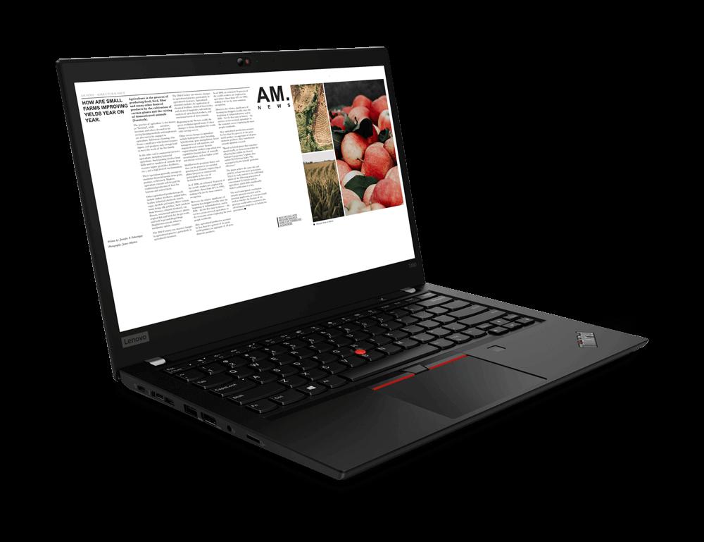 Lenovo ThinkPad ET90 Laptop im Vergleich zum T490s