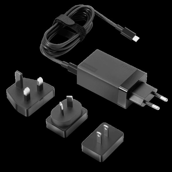 Lenovo 65W USB-C AC Travel Adapter 40AW0065WW | wunderow IT GmbH | lap4worx.de