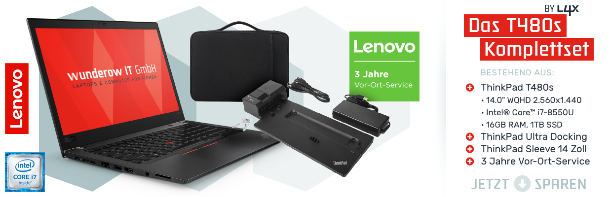 Lenovo Spar-Set by L4X