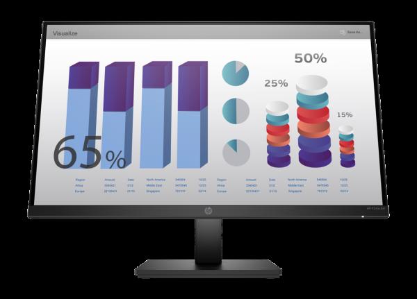 HP P24q G4 QHD Monitor 8MB10AA | wunderow IT GmbH | lap4worx.de