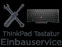 Lenovo ThinkPad Tastatur Einbauservice