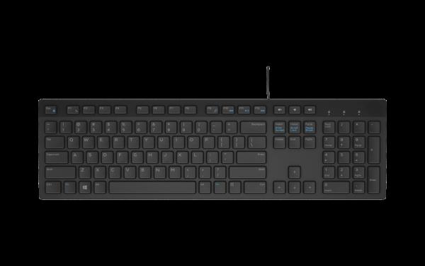 Dell Multimedia Tastatur KB216 580-ADHE   wunderow IT GmbH   lap4worx.de