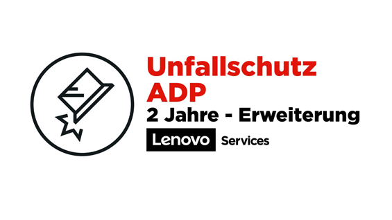 Lenovo 2 Jahre Accidental Damage Protection 5PS0L30068 | wunderow IT GmbH | lap4worx.de