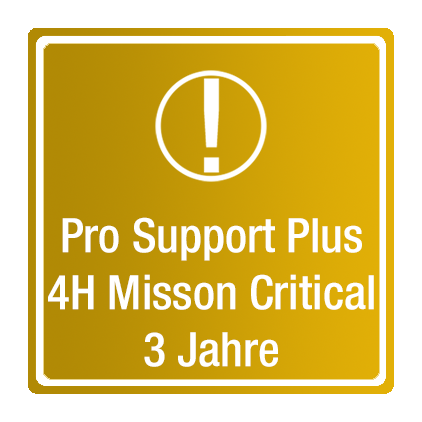Dell 3 Jahre Pro Support Plus Upgrade 4H Mission Critical | wunderow IT GmbH | lap4worx.de