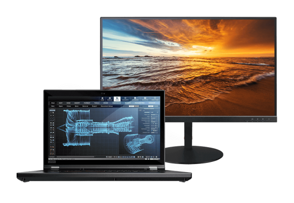 LENOVO MOBILE CONTENT CREATOR BUNDLE - ThinkPad P53 i7 UHD und ThinkVision P27u | wunderow IT GmbH | lap4worx.de