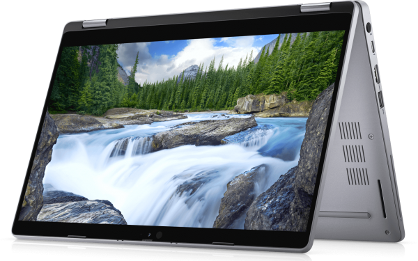 Dell Latitude 5310 2in1 front vfold