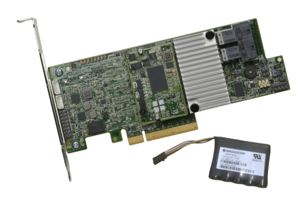 Lenovo ThinkSystem RAID 730-8i 2GB Flash PCIe 12Gbit Adapter 4Y37A09722 | wunderow IT GmbH | lap4worx.de