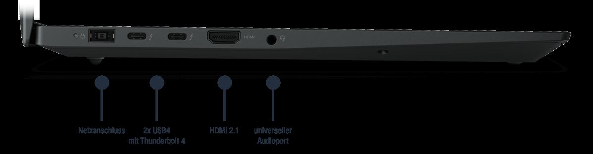 Lenovo-ThinkPad-P1-Gen-4-Anschlusse-Links