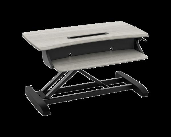 Ergotron WorkFit-Z-Mini Sitz- und Steh-Arbeitsplatz 33-458-917 | wunderow IT GmbH | lap4worx.de