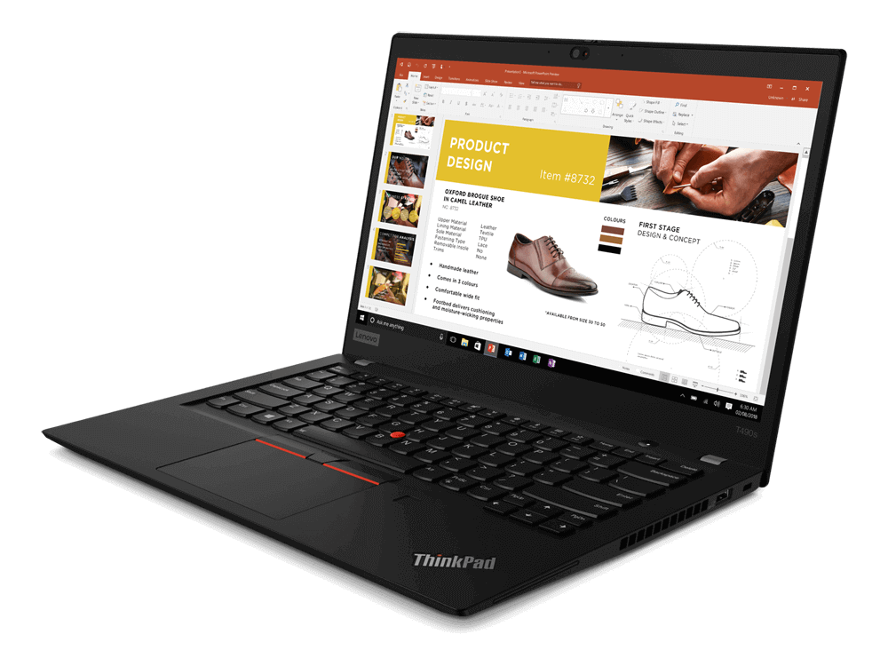 Lenovo ThinkPad T490s Business Notebook