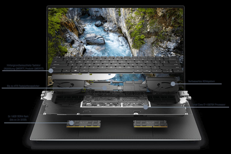 Dell-Precision-5550-Aufbau-10875H